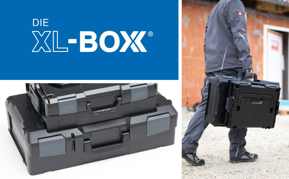 XL-boxx werkzeugkoffer