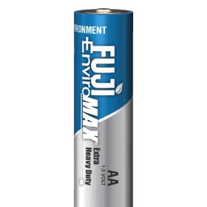 Single Zinc Carbon AA Battery