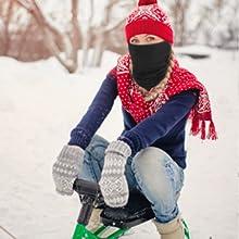 Neck Gaiter Summer Protection from Sun, Surf, Wind and Moisture Face Mask Headwear Headband Bandana
