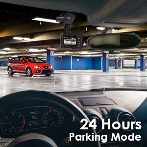 24 Hours Parking Mode