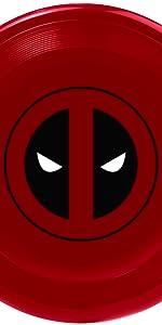 Deadpool Frisbee