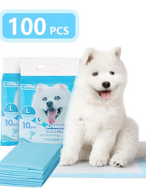 Nobleza - 100 x Empapadores Perros Alfombrilla higiénica de Entrenamiento para Perros.