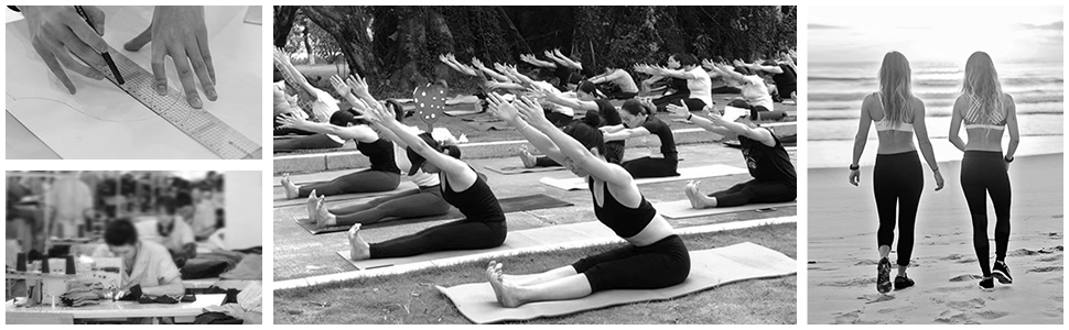 Balleay Art Womens Work Pull-On Straight Leg Yoga Dress Pants, Belt Loops, Dress Yoga Pants for Office, Long Workout Pants