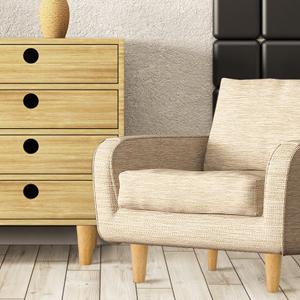Praktisch en elegant - Voel je vrij om het meubilair van elke stijl te matchen.