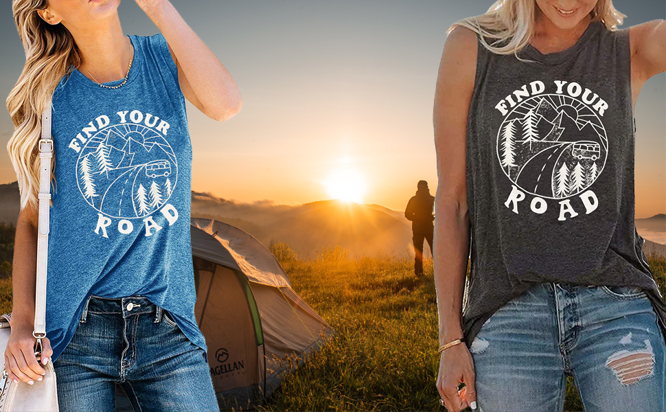 find your road shirts