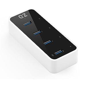 QZ 4 port USB Hub