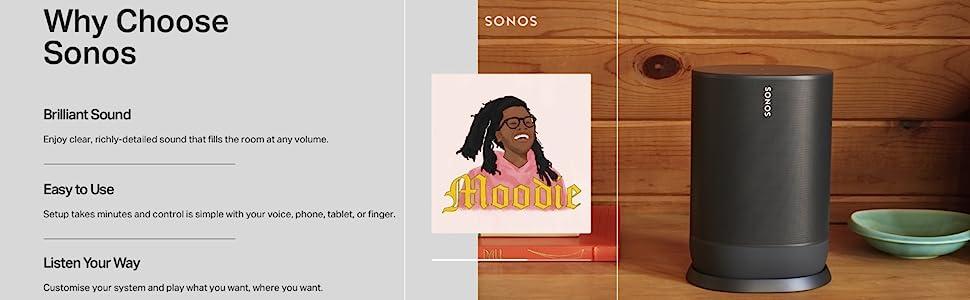Why Choose Sonos