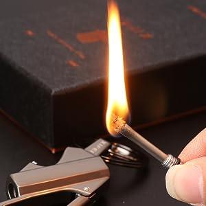 keychain flint fire starter