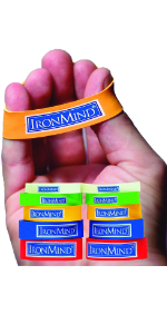 IronMind Hand Bands for Exercise and Rehab