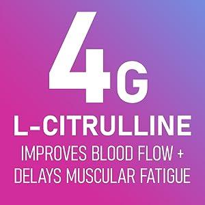 4g L-Citrulline