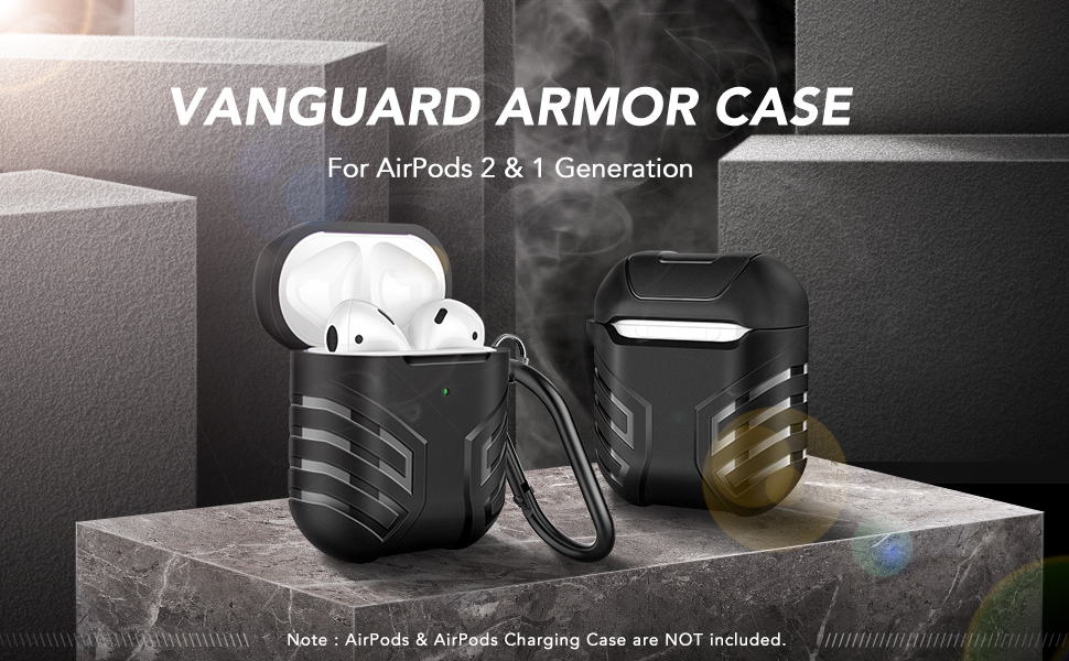 Earpods Case for AirPods 1st & 2nd