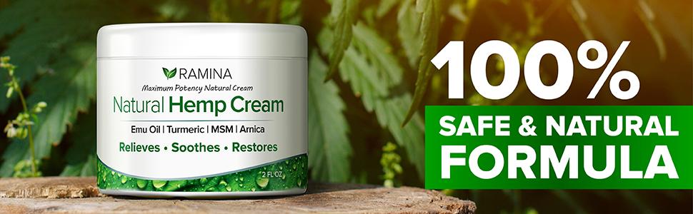 hemp cream