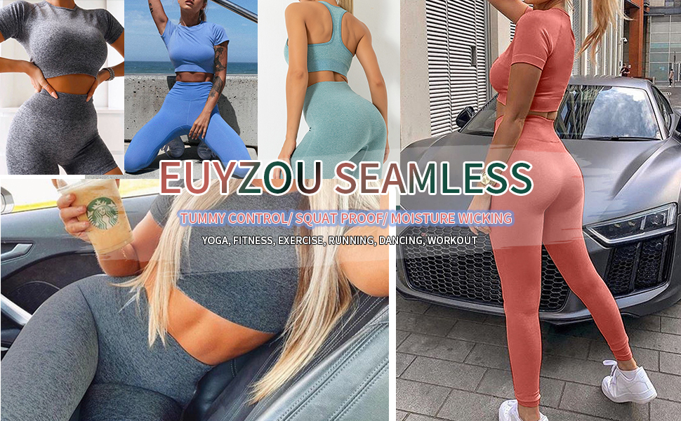 women workout outfits sets