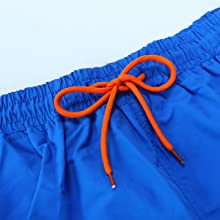 Elasticated waist with adjustable drawstring