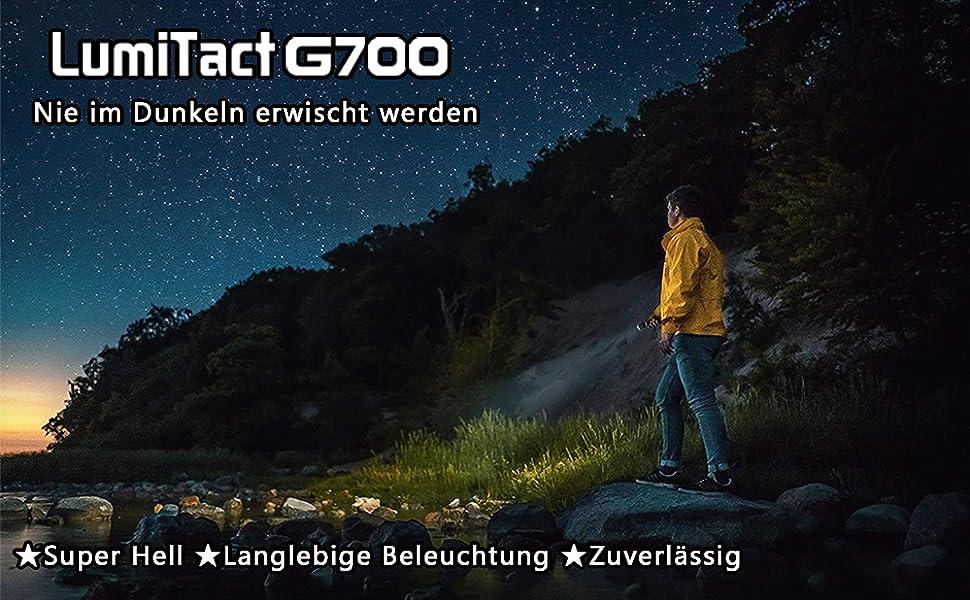 Lumitact G700