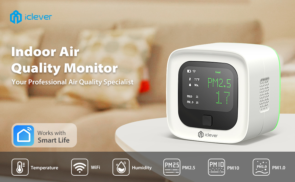home air monitor