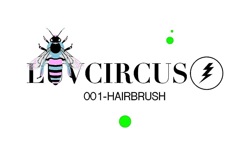 the LUVCIRCUS logo