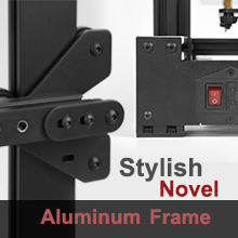 LONGER LK4 impresora 3D con Pantalla Táctil a Todo Color de 2.8 ...