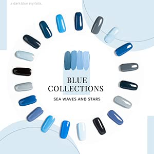 Blue collections