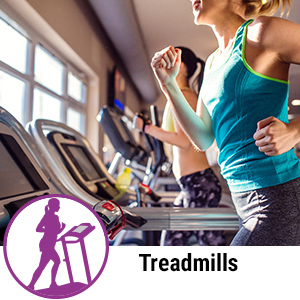 treadmill workout gym wipe touch-screen