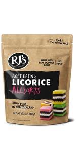 RJ's australian licorice