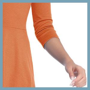 3/4 sleeve