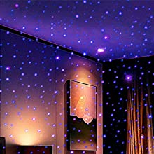 Details about  /USB Laser Night Light Car Roof Star Projector LED Ceiling Lamps Adjustable Lamp