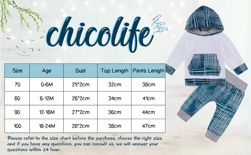 chicolife hoodie