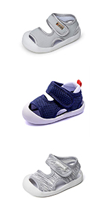 Baby Boys Sporty Sandals