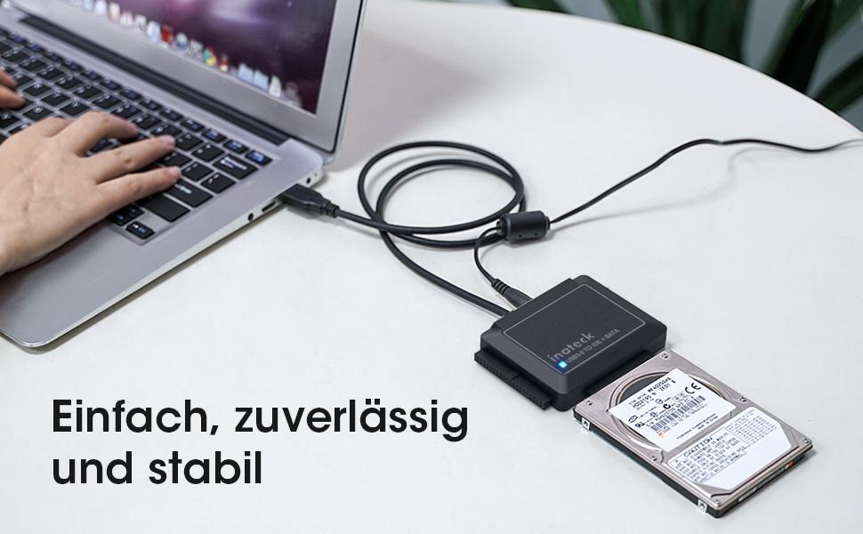 IDE zu USB Adapter