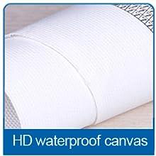HD waterproof canvas