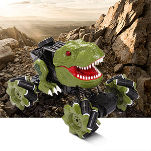 Remote control car toy car Boy toy dinosaur toys dinosaur car