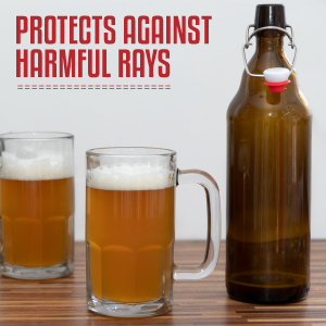 Ilyapa Amber Beer Bottles