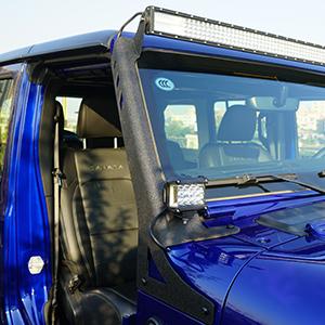 jeep jl light bar mount
