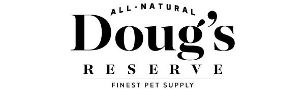 All-Natural Doug's Reserve Hemp Calming Dog Treats for Anxiety