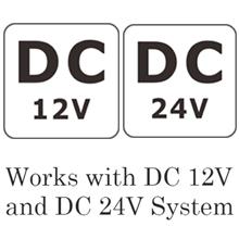 DC12V DC24V RV boat reading lamp