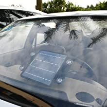 Plug&Play solar panel
