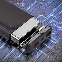 Safe and durable battery packs for cell phones