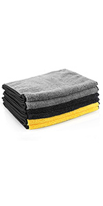 MATCC Microfiber Cleaning Cloths (6 Pack)