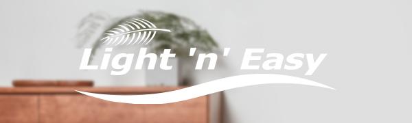 Light 'n' Easy Steam Mop