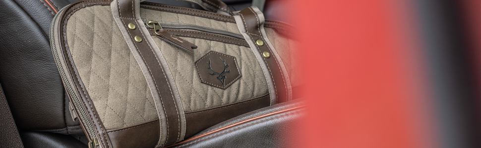 President Series Quilted Pistol Case from Evolution Outdoor for Hunting Season