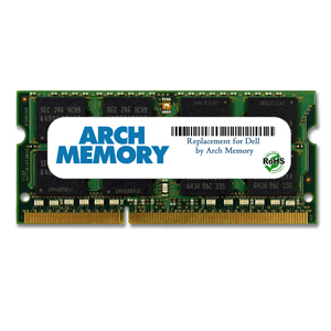Adamanta 16GB 2x8GB Laptop Memory Upgrade for Dell Inspiron 7720 DDR3 1600Mhz PC3-12800 SODIMM 2Rx8 CL11 1.5v Notebook DRAM