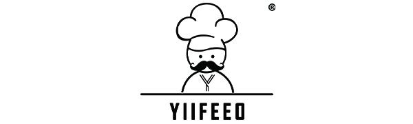 YIIFEEO NONSTICK FRYING PAN SET, GIVE YOUR HEALTHY LIFE