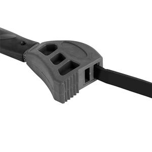 500mm Multi Tool Wrench Strap Wrench Schraubenschlüssel Jar Deckel Anziehen Lösen Sanitär Werkzeug Universal Ölfilterschlüssel Baumarkt