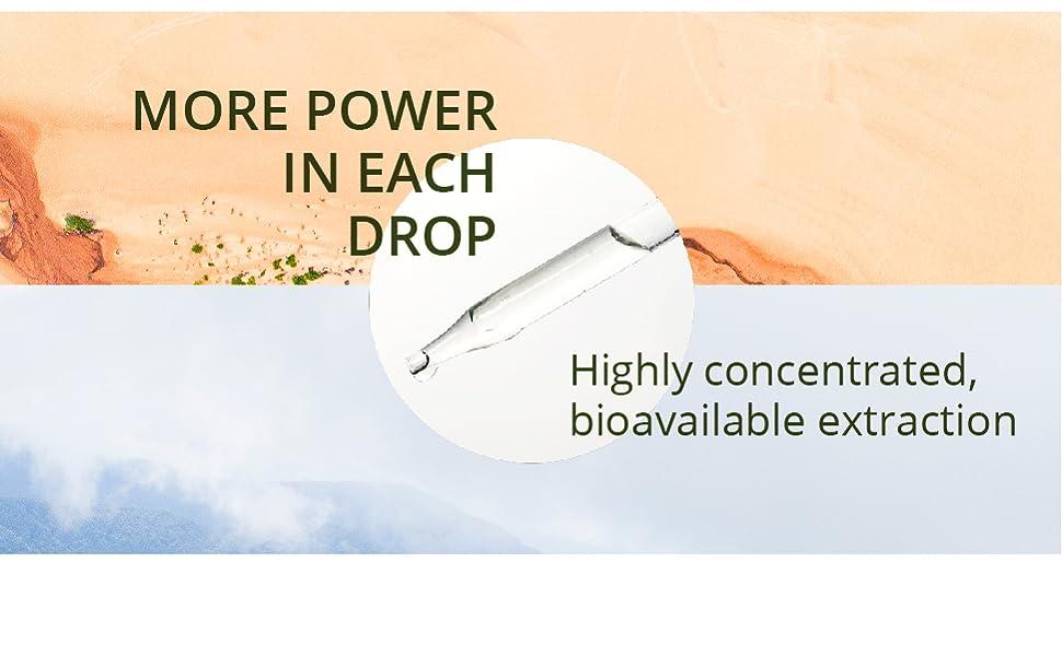 more power in each drop