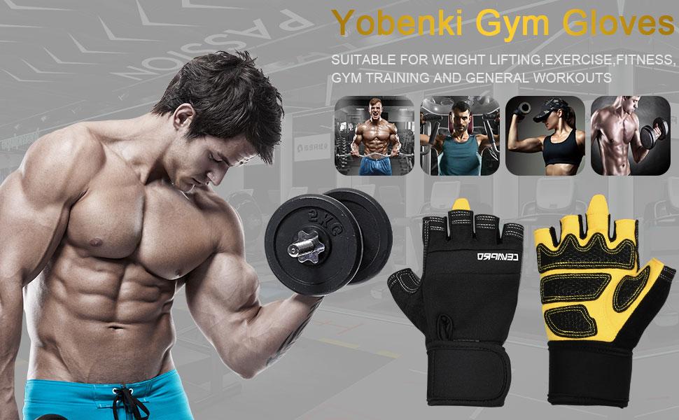Yobenki Gym Gloves