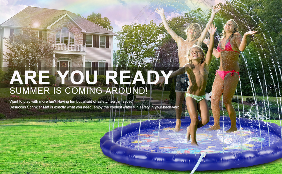 Splash Pad-are you ready