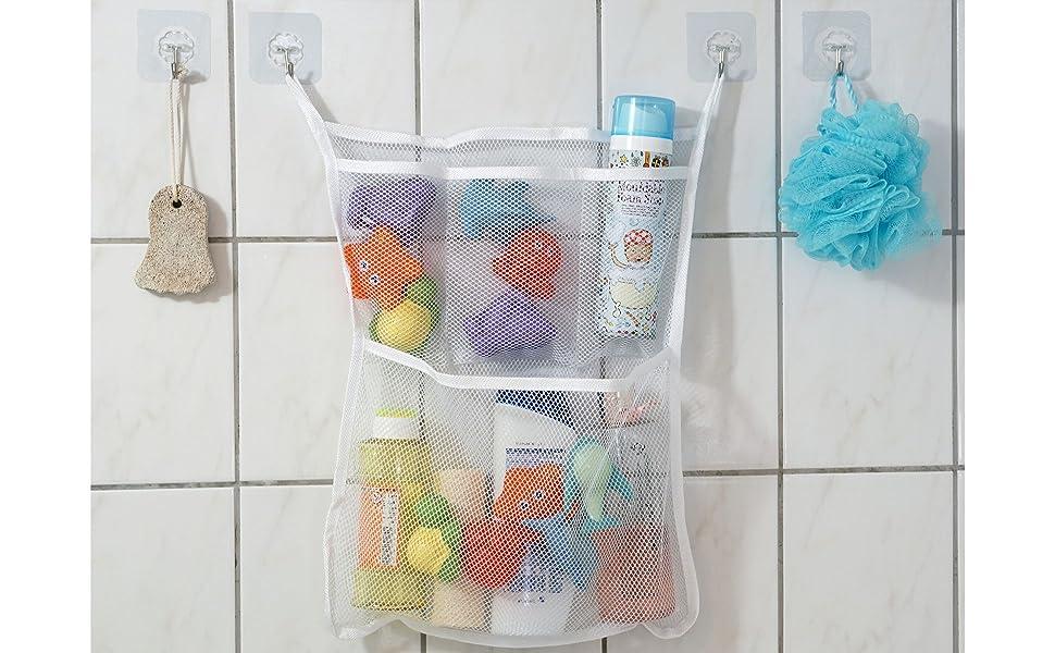 Badewannen Spielzeug Utensilientasche
