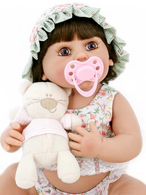 cute reborn baby dolls toddler reborn doll baby reborn girl reborn doll toddler life like doll baby
