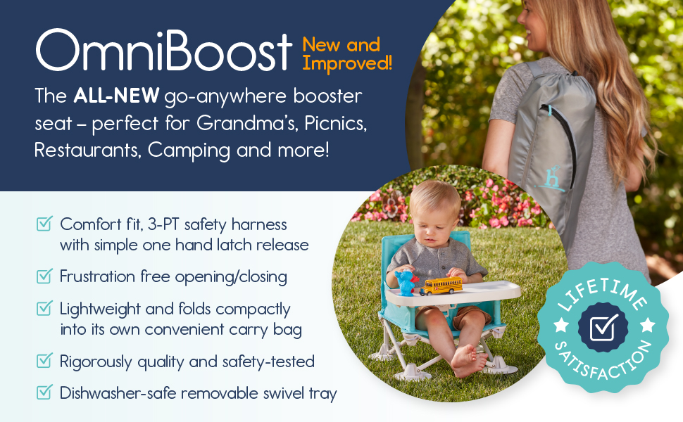 omniboost baby booster seat